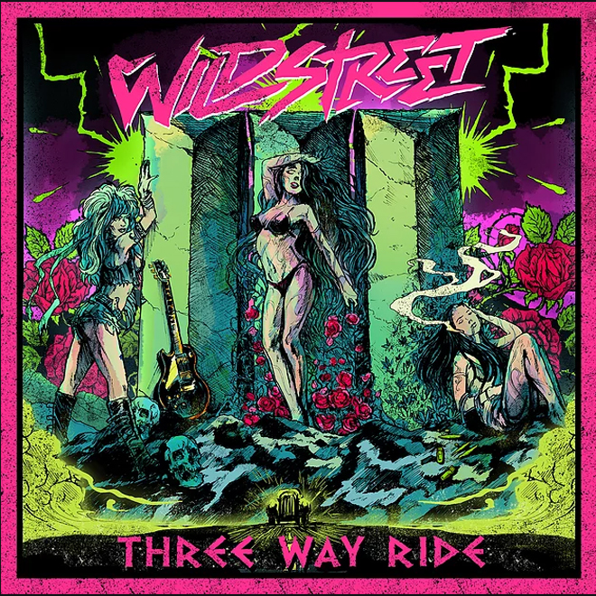 "wildstreet three - Wildstreet Premiere ""Three Way Ride"" Music Video"