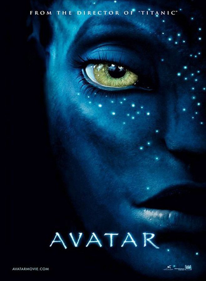 avatar poster 1 - Avatar 10 Years Later