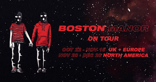boston live tour - Interview - Mike Cunniff of Boston Manor