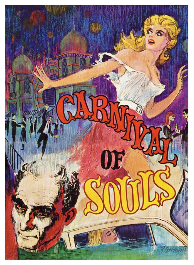 carnival of souls 1962 - The Anatomy of a Remake: Carnival of Souls