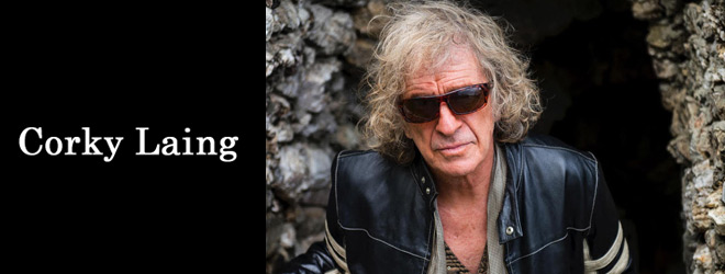 corky laing slide - Interview - Corky Laing of Mountain