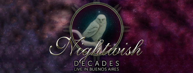 nightwish slide - Nightwish - Decades: Live in Buenos Aires (Live Album Review)