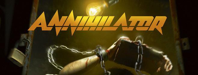 annihilator slide - Annihilator - Ballistic, Sadistic (Album Review)