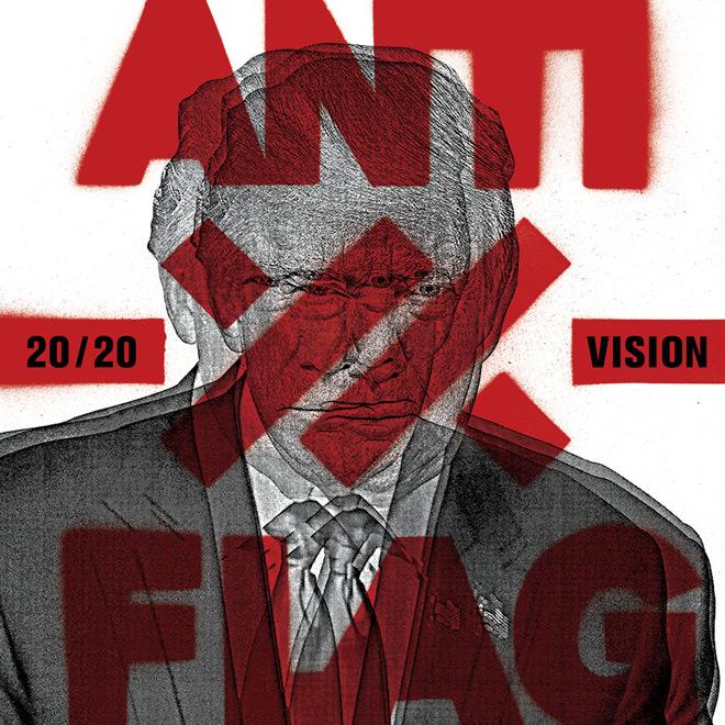 anti flag 20 - Anti-Flag - 20/20 Vision (Album Review)