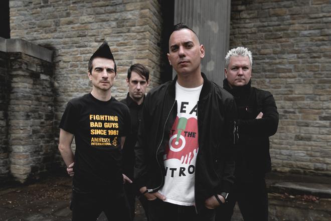 anti flag promo - Anti-Flag - 20/20 Vision (Album Review)