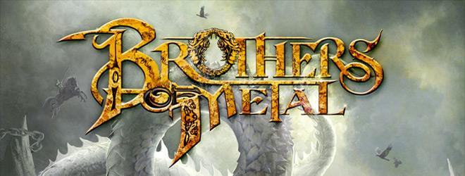 brothers of metal slide - Brothers Of Metal - Emblas Saga (Album Review)