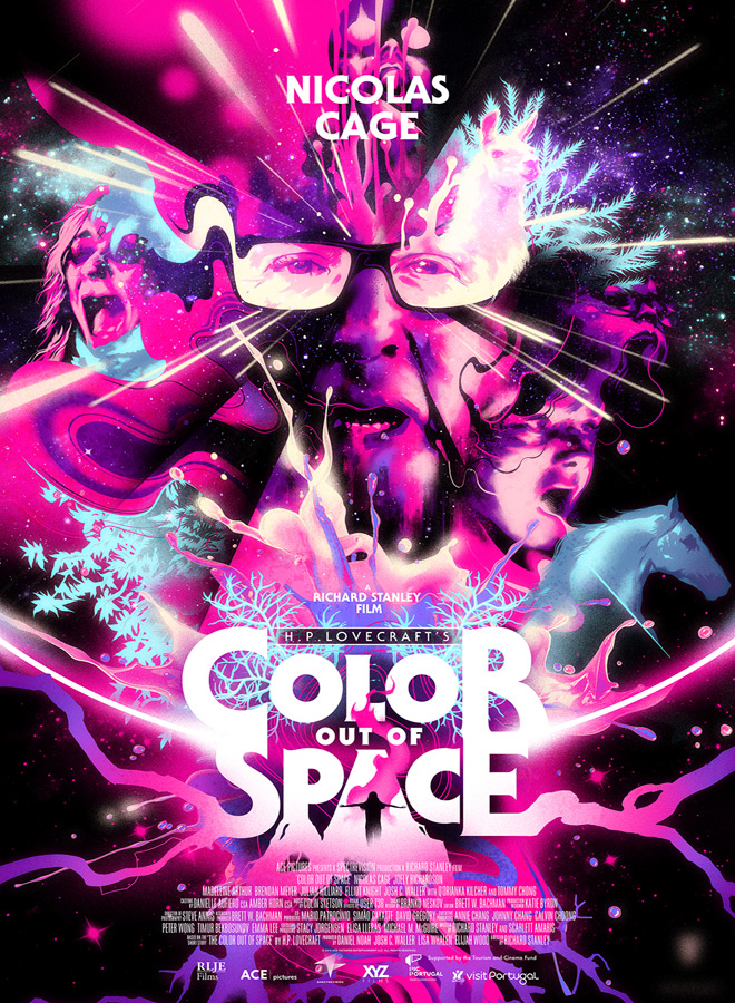 color out of space - Interview - Elliot Knight