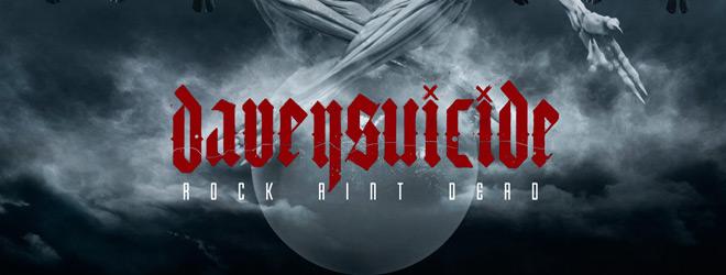 davey suicide slide - Davey Suicide - Rock Aint Dead (Album Review)