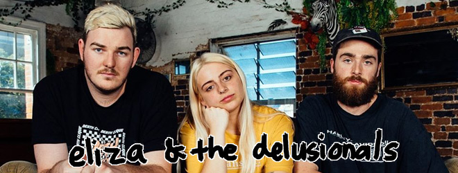 eliza slide - Interview - Eliza Klatt of Eliza & The Delusionals