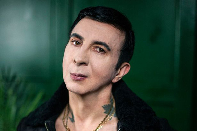 marc promo - Marc Almond - Chaos and a Dancing Star (Album Review)