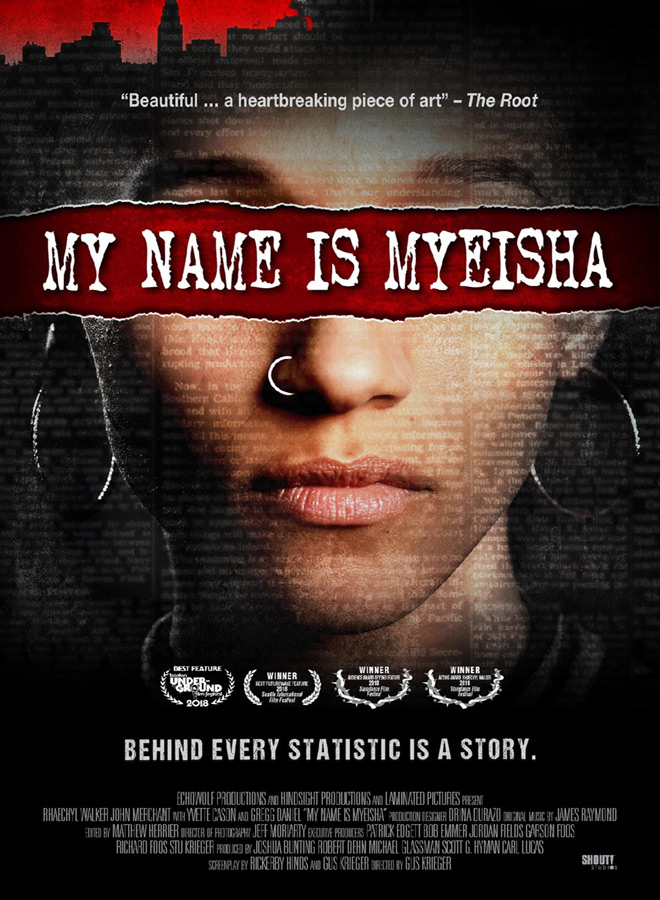 my name poster - My Name is Myeisha (Movie Review)