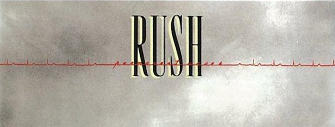 rush slide permenant waves - Rush - 40 Years Of Permanent Waves