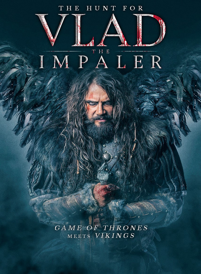 vlad poster - The Hunt for Vlad the Impaler (Movie Review)