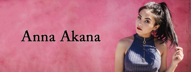 anna slide - Anna Akana Talks Into the Dark's My Valentine + more