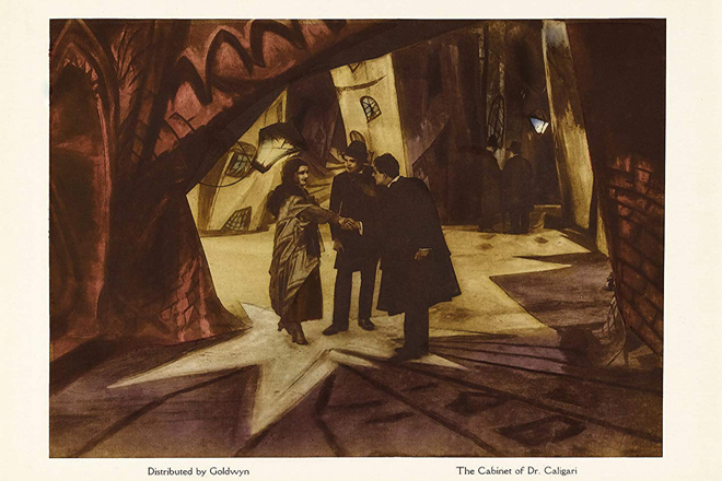 cabinet 2 - 100 Years In The Cabinet Of Dr. Caligari