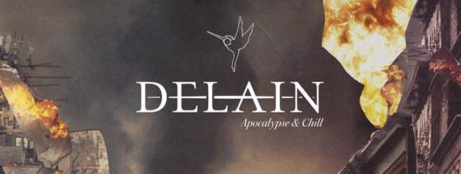 delain slide - Delain - Apocalypse & Chill (Album Review)