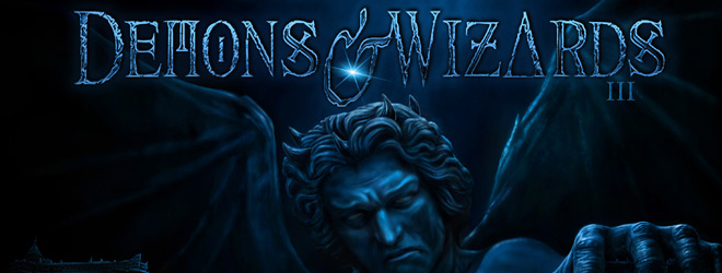 demons and wizards iii slide - Demons & Wizards - III (Album Review)