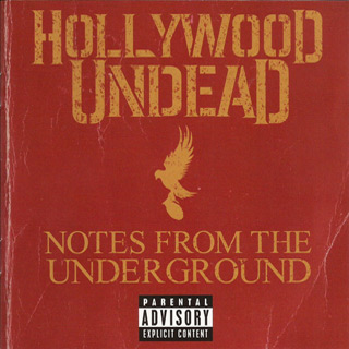 notes from the underground - Interview - Johnny 3 Tears of Hollywood Undead