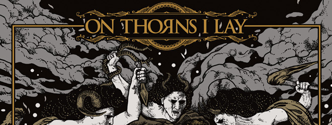 on thorns slide - On Thorns I Lay - Threnos (Album Review)