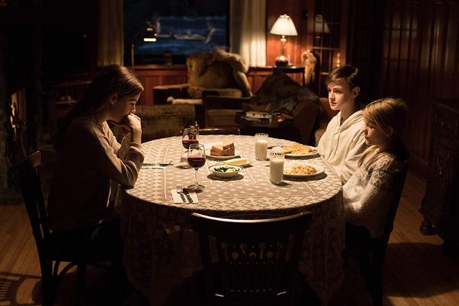 the lodge 3 - Interview - Jaeden Martell & Lia McHugh
