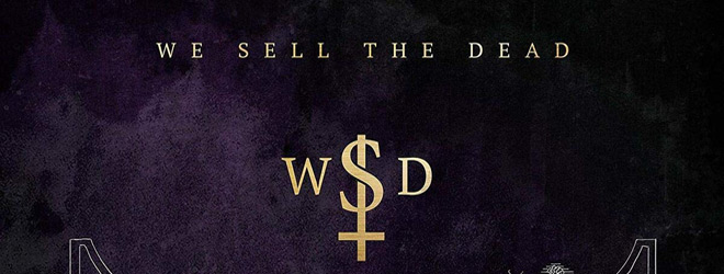 we sell the dead black sleep slide - We Sell The Dead - Black Sleep (Album Review)