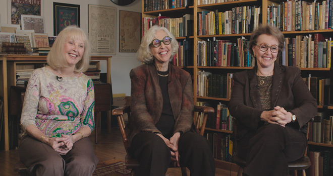 bookseller 2 - The Booksellers (Documentary Review)