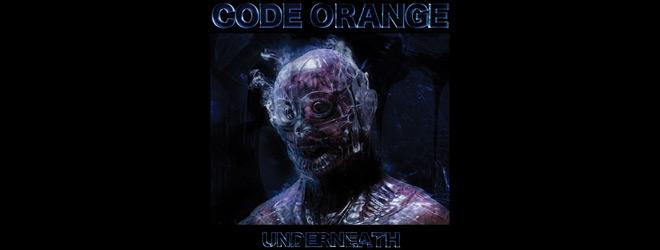 code orange slide - Code Orange - Underneath (Album Review)