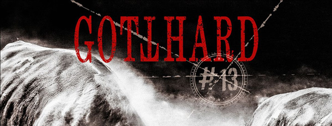 gotthard 13 slide - Gotthard - #13 (Album Review)