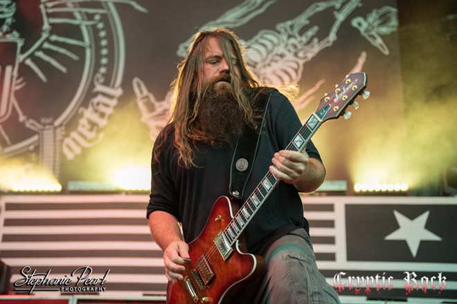 mark morton live - Interview - Mark Morton of Lamb of God