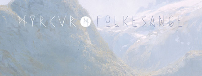 mykrur slide - Myrkur - Folkesange (Album Review)