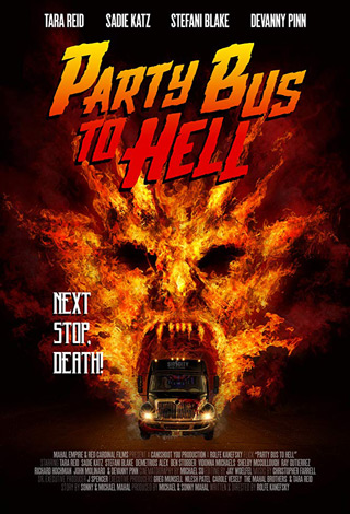 party bus to hell - Interview - Sadie Katz