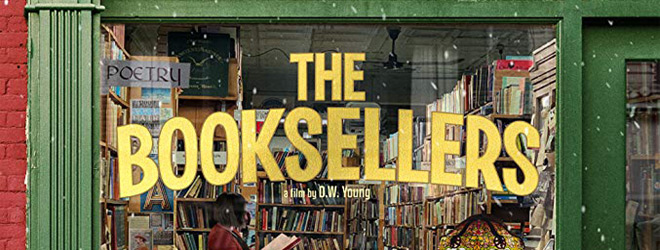 the bookseller slide - The Booksellers (Documentary Review)