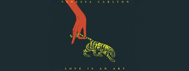 vanessa slide - Vanessa Carlton - Love Is An Art (Album Review)