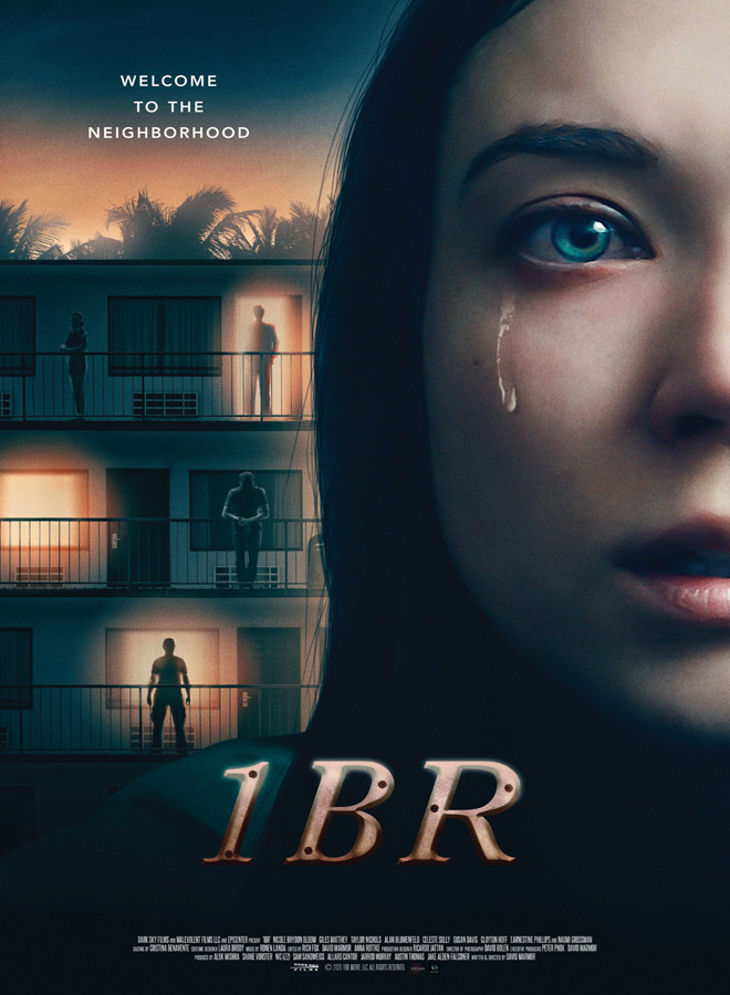 1br poster - Interview - Nicole Brydon Bloom