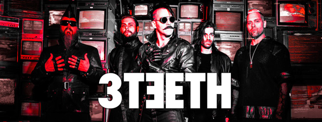 3 teeth slide - Interview - Alexis Mincolla of 3Teeth