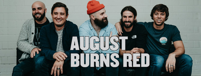 august burns red slide - Interview - Brent Rambler of August Burns Red