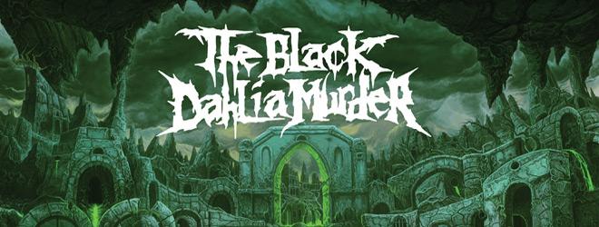 black dahlia slide - The Black Dahlia Murder - Verminous (Album Review)