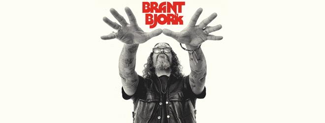 brant slide - Brant Bjork - Brant Bjork (Album Review)