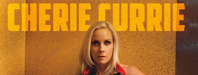 cherie album slide - Cherie Currie - Blvds of Splendor (Album Review)