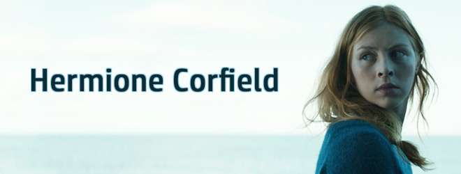 hermione slide - Interview - Hermione Corfield