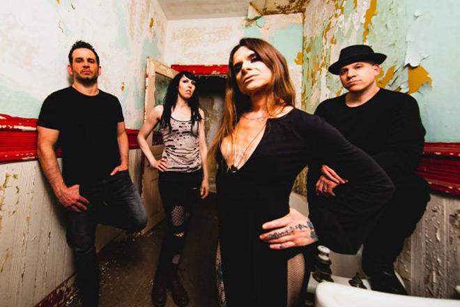 life of agony promo - Interview - Mina Caputo of Life of Agony