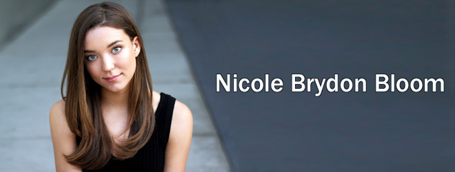 nicole brydon bloom slide - Interview - Nicole Brydon Bloom