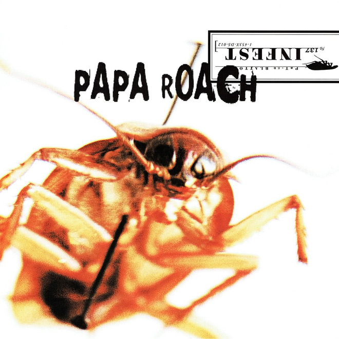 papa roach infest album - Papa Roach Celebrates 20 Years of Infest
