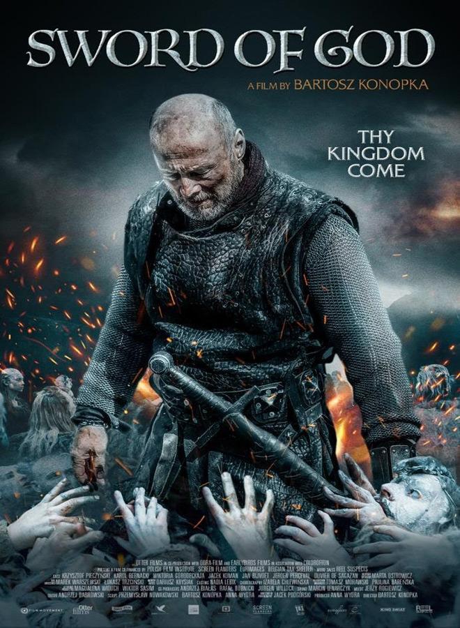 sword of god poster - Sword of God (Movie Review)