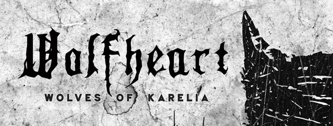wolfheart wolves slide - Wolfheart - Wolves of Karelia (Album Review)