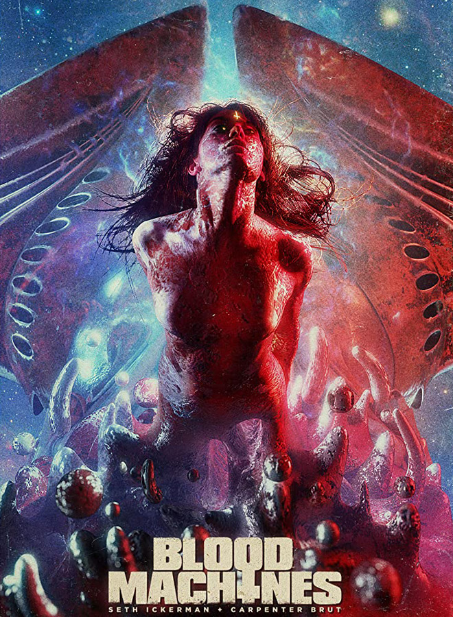 blood machines poster - Blood Machines (Movie Review)