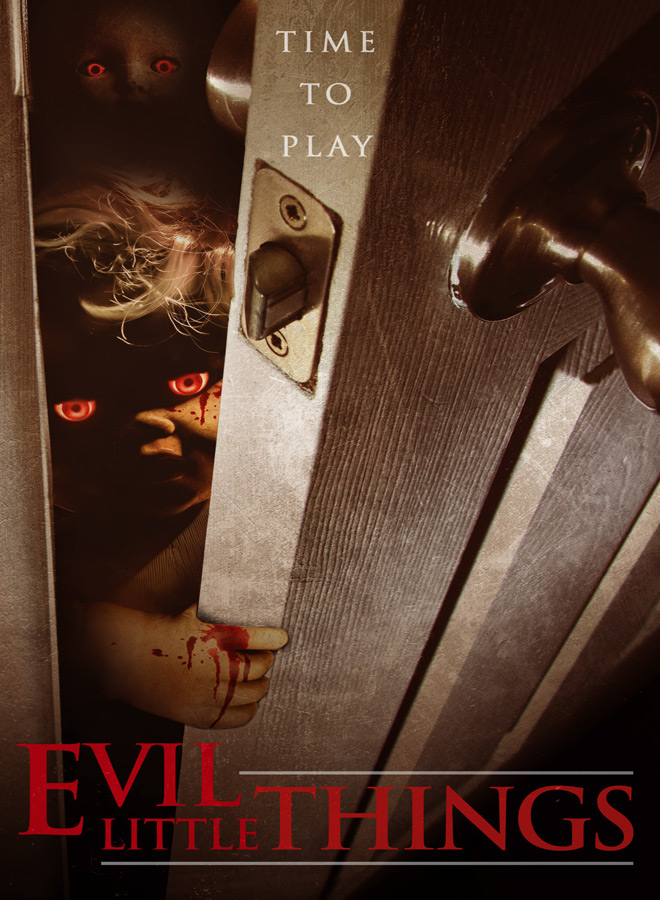 evil little things poster - Evil Little Things (Movie Review)
