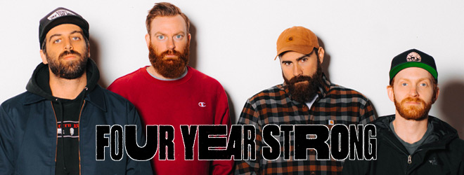 four year strong slide - Interview - Alan Day of Four Year Strong