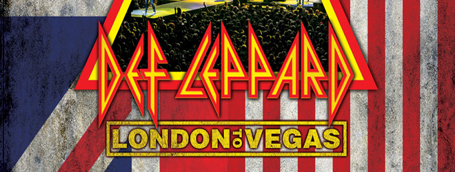 london to vegas slide - Def Leppard: London to Vegas (CD/DVD Review)