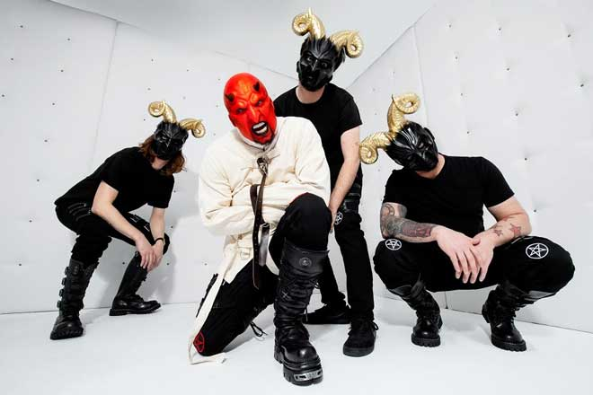 psychosexual band - Interview - Jeremy Spencer